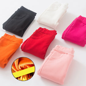 Warm Long Winter Kids Pants