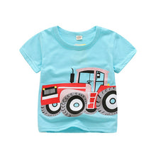 Load image into Gallery viewer, Summer Baby Boys T Shirt