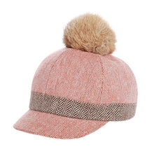 Load image into Gallery viewer, POMPOM Kids Cap