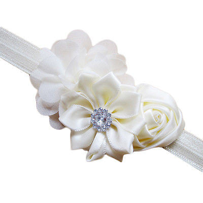 Baby Girl Flower Headband