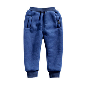 Padded Cotton Pants