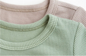 Soft Knitted Pajamas