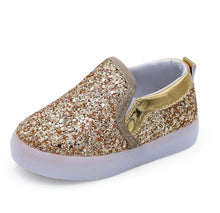Load image into Gallery viewer, LED Glitter Shoes