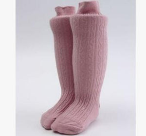 Cotton Knee high For Toddlers