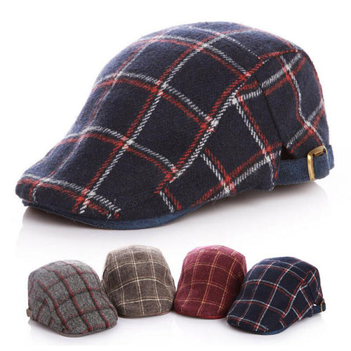 Boy's Adjustable Beret