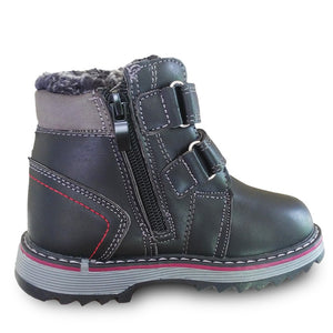 Boys Winter Strap Snow Boots