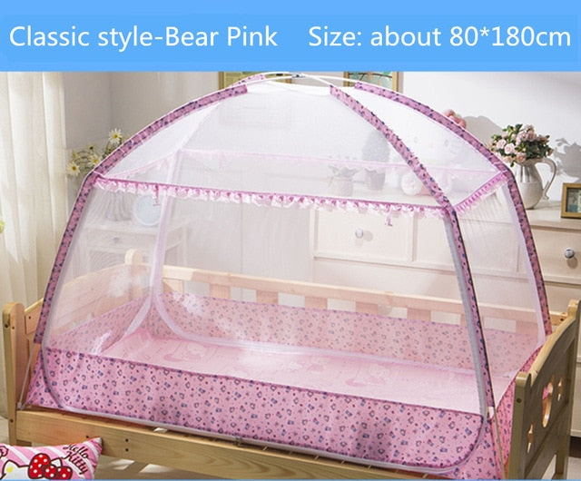 Kids Mosquito Net Bed