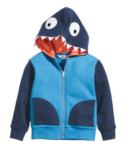 Dinosaur Hooded Sweater