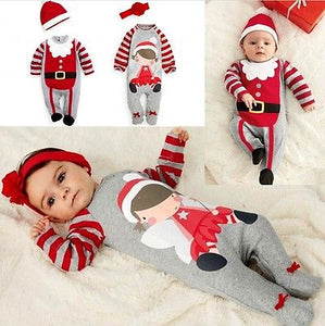 Christmas 2 Pc Onesie