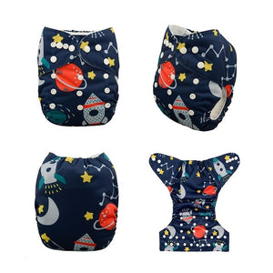 Animated Reusable Diaper