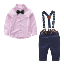 Load image into Gallery viewer, Gentleman Outfit Toddler