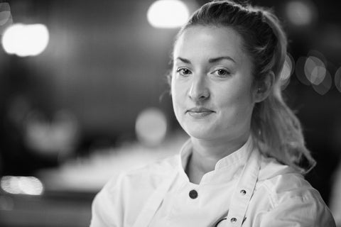 Sara Aasum Hultberg, 28, is one of Sweden's top pastry chefs.