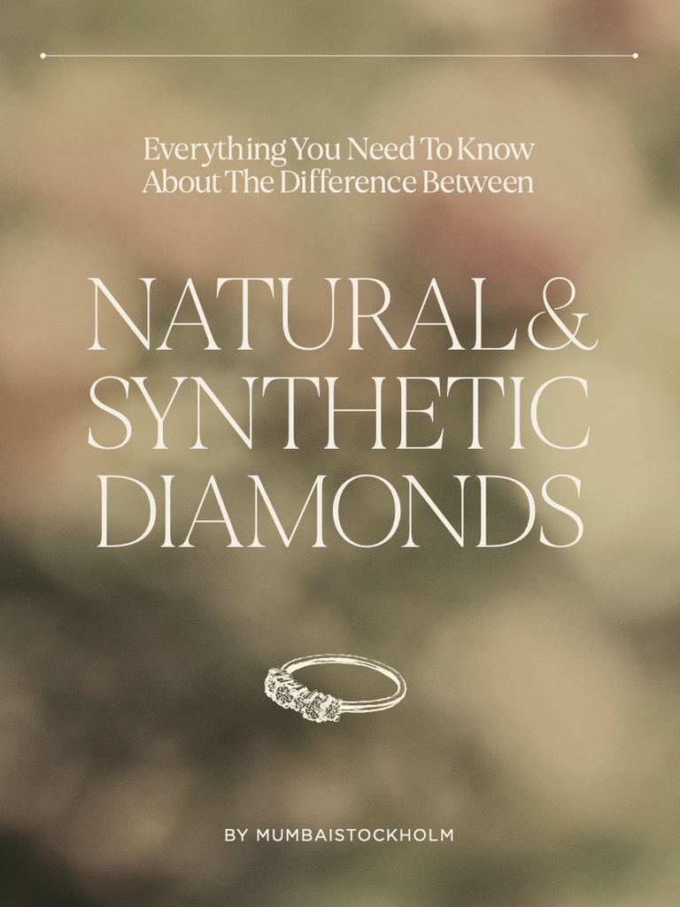 Natural vs Synthetic Diamonds