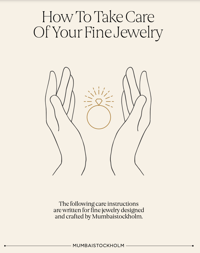 How To Store and Take Care Of Your Fine Jewelry