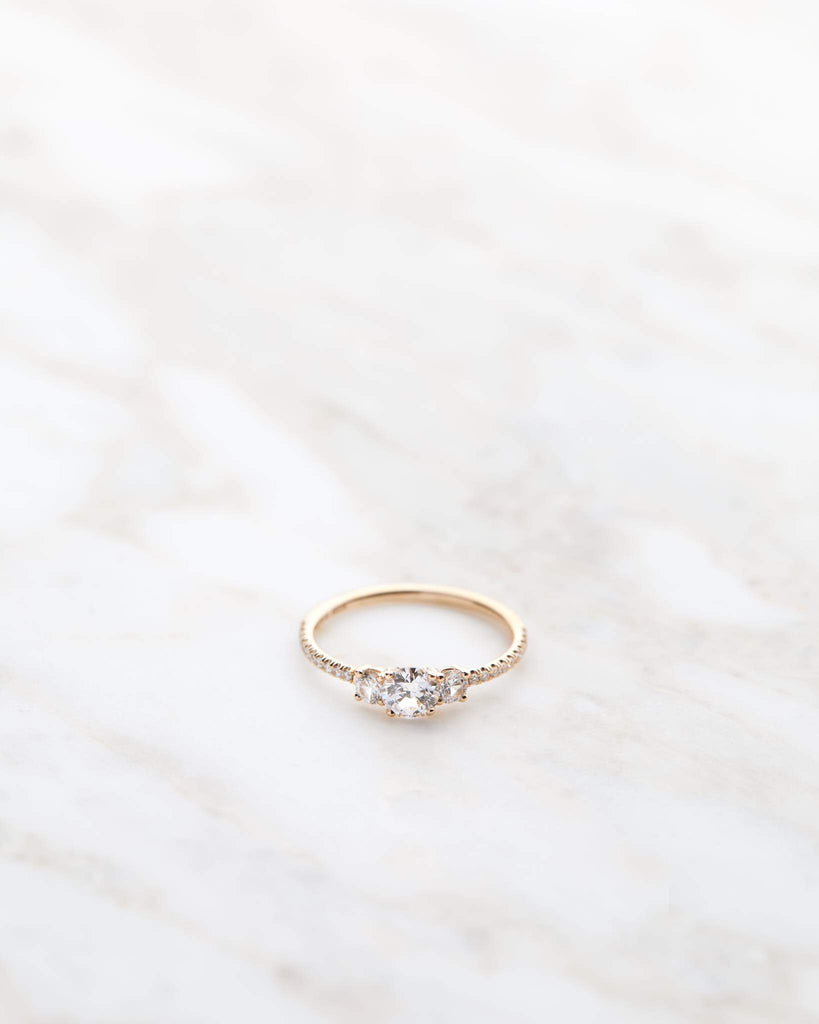 Greta Ring 0.57 CT