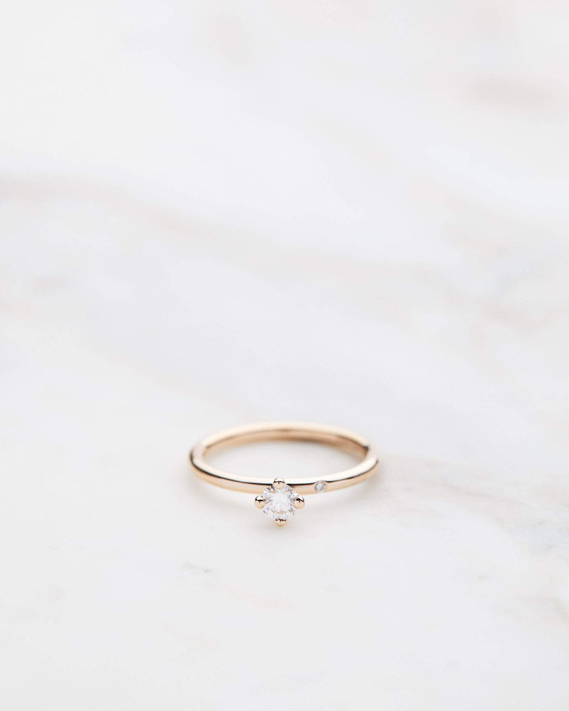 Diamond Lucy Petite Ring