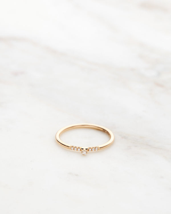 Tiny Little Sparkle Ring