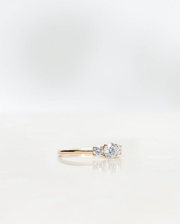 Edith Ring 0.62 CT