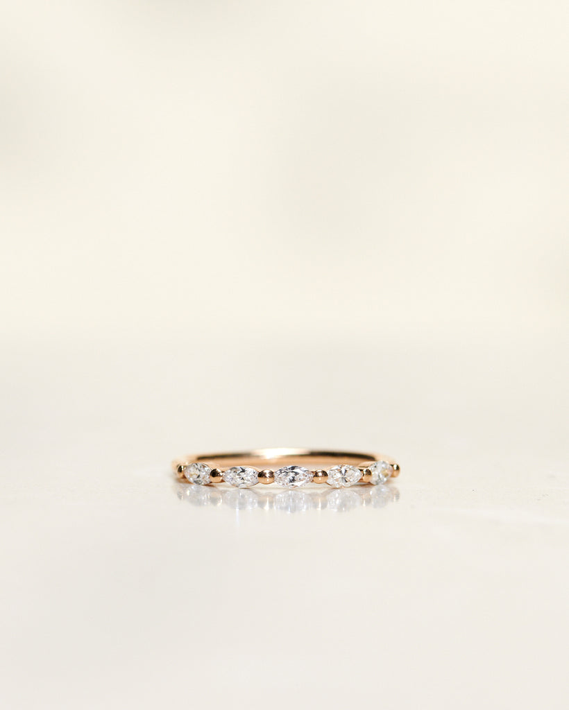 Phoebe Marquise Ring