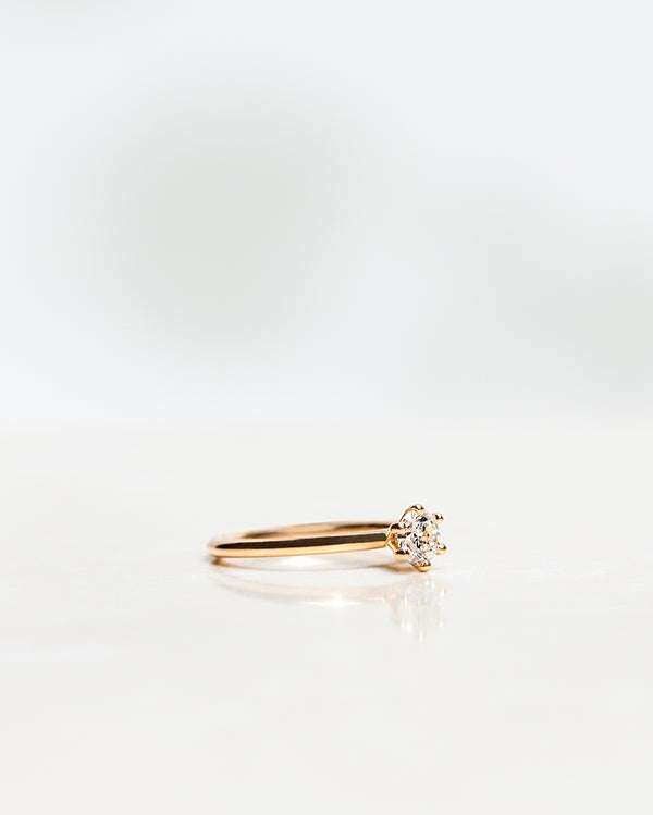 The Solitaire 0.30-1.0 CT
