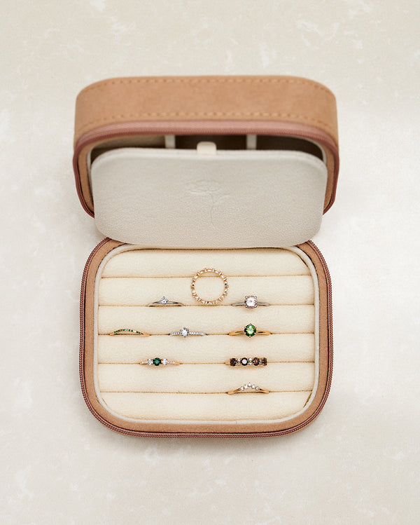 Vegan Fine Jewelry Case