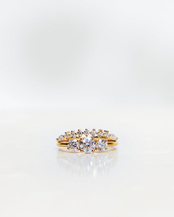 Edith Ring 1.0 CT