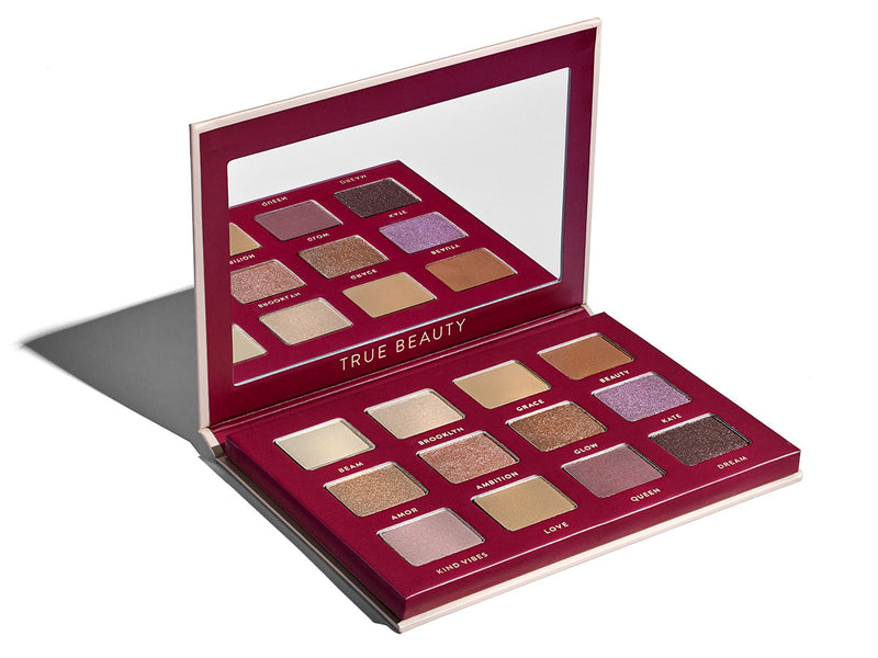 True Beauty Eyeshadow Palette
