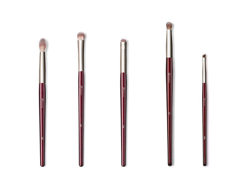 Brush Set for Hooded or Smaller Eyes