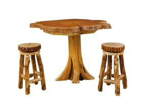 Log Pub Table