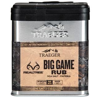 Big Game Rub