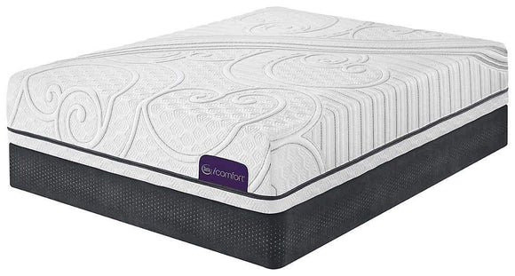 iComfort Clarity Mattress  Set with Zippered Cover