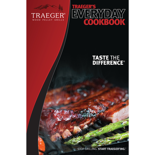 Traeger Cookbook