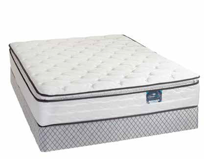 Simmons DRSG IV  Hi-Loft Pillow Top Firm