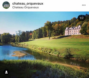 11/20...The Chateau d' Orquevaux: Artist Residency  🇫🇷