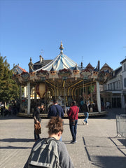 carousel in troyes