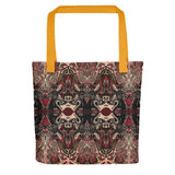 Fractal Motion V.2 Tote bag