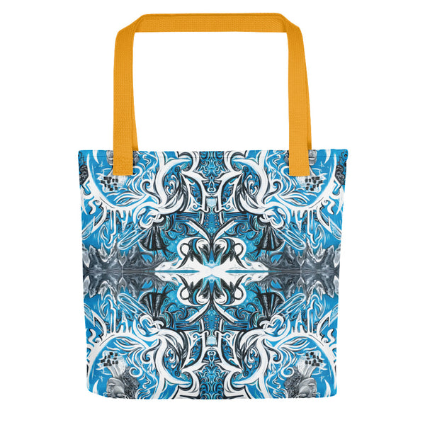 Divine Blue #2 Tote bag