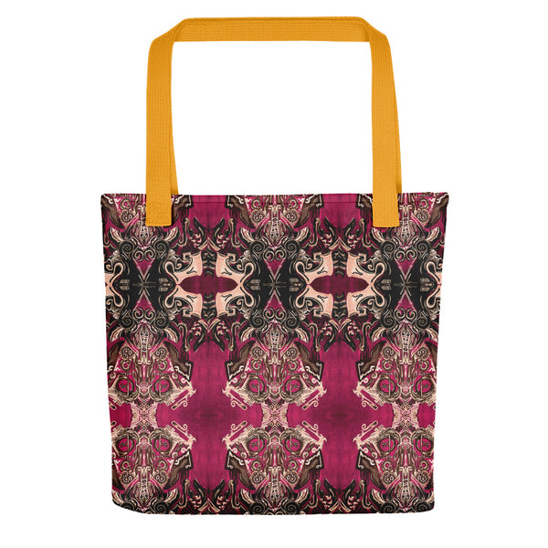 Fractal Motion V.1 Tote bag