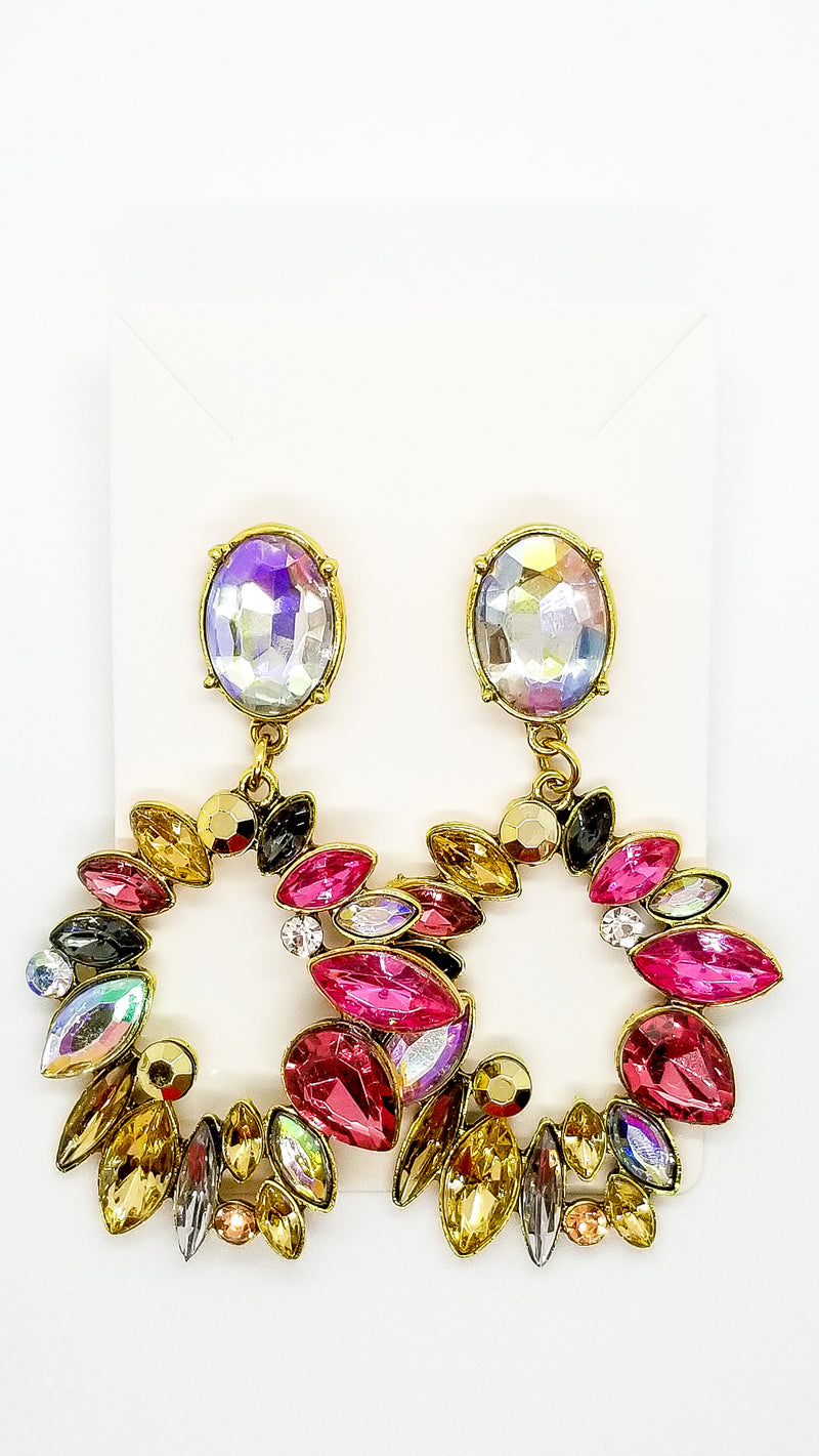Rainbow Earrings - OWN YOUR ELEGANCE