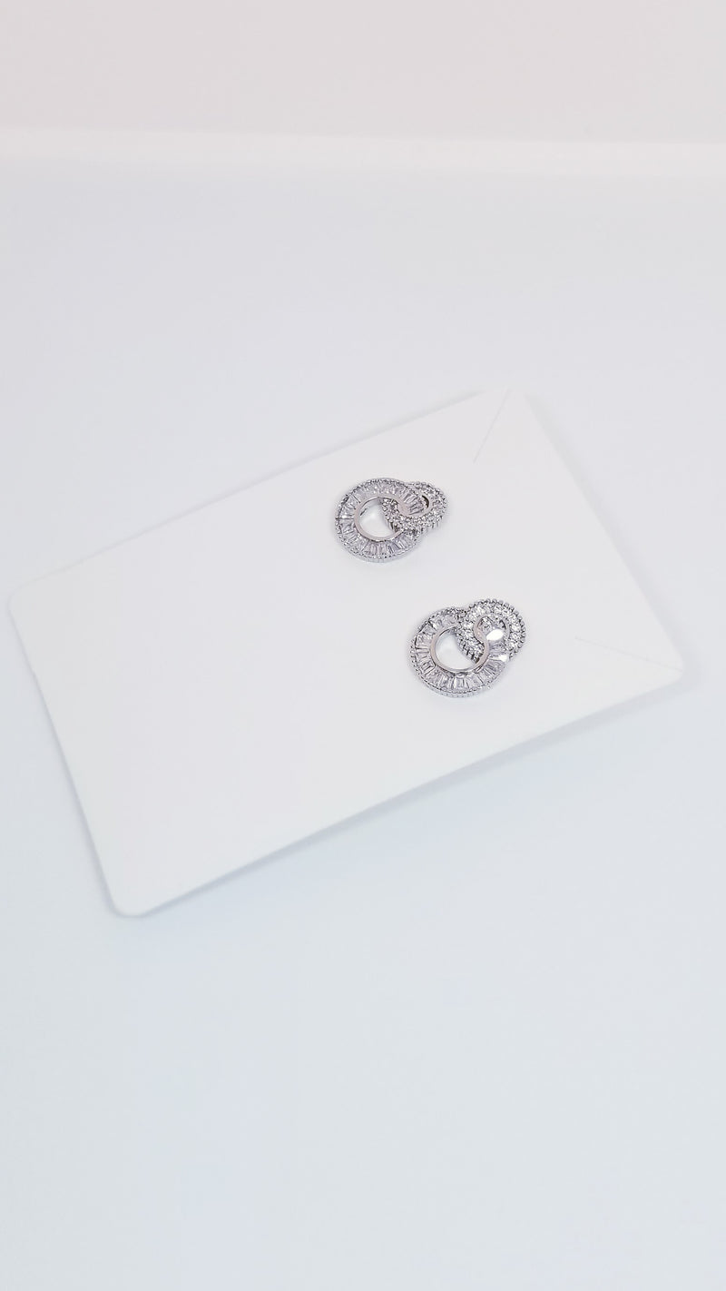 Eternity Earrings - OWN YOUR ELEGANCE