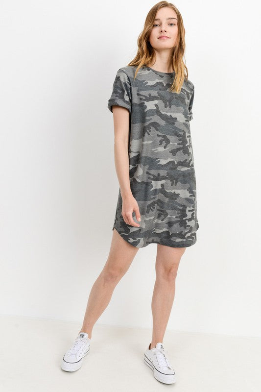 Claire T-Shirt Dress