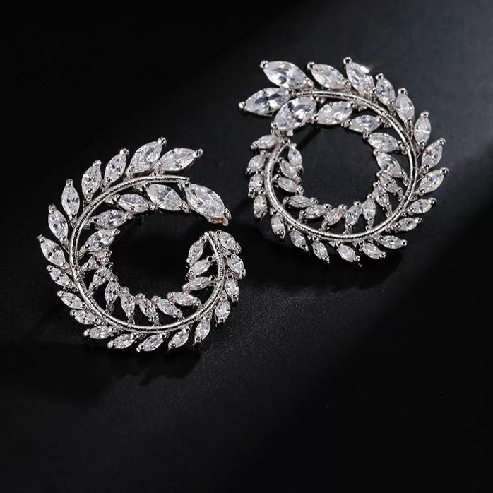 Lux Earrings - OWN YOUR ELEGANCE