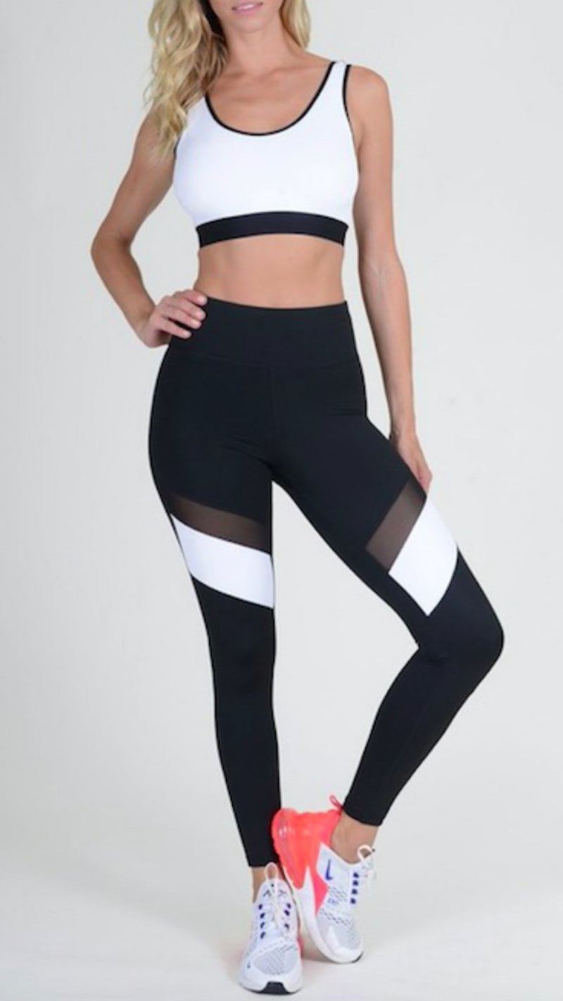 Power Leggings - OWN YOUR ELEGANCE