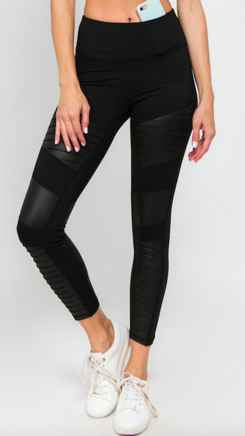 Mosaic Leggings - OWN YOUR ELEGANCE