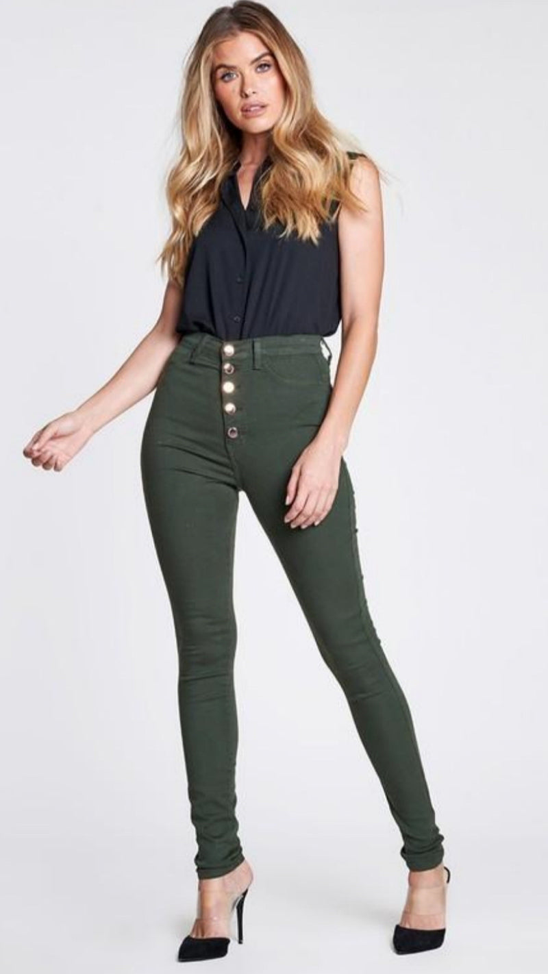 Evergreen Jeans - OWN YOUR ELEGANCE