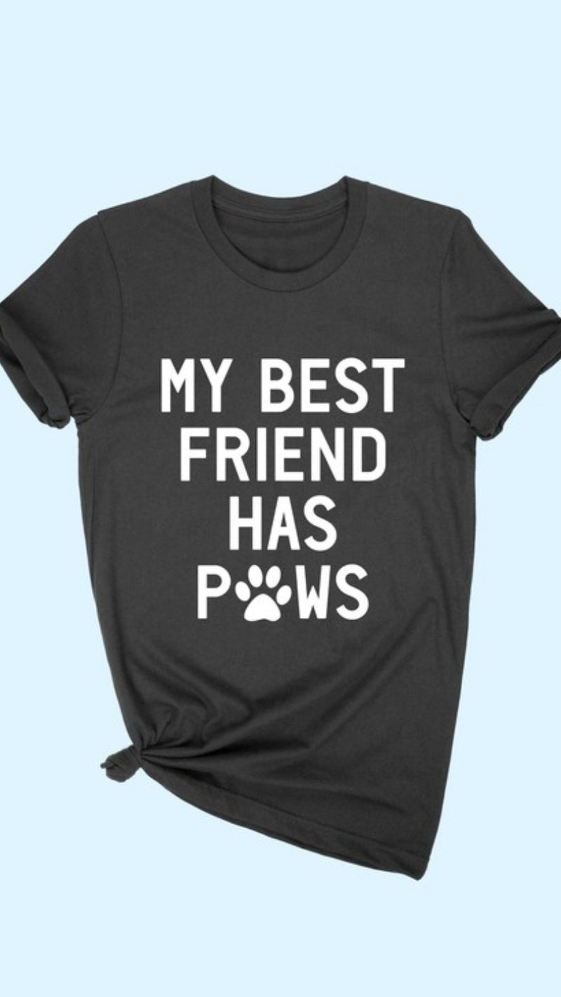 Paw Friend Shirt - OWN YOUR ELEGANCE