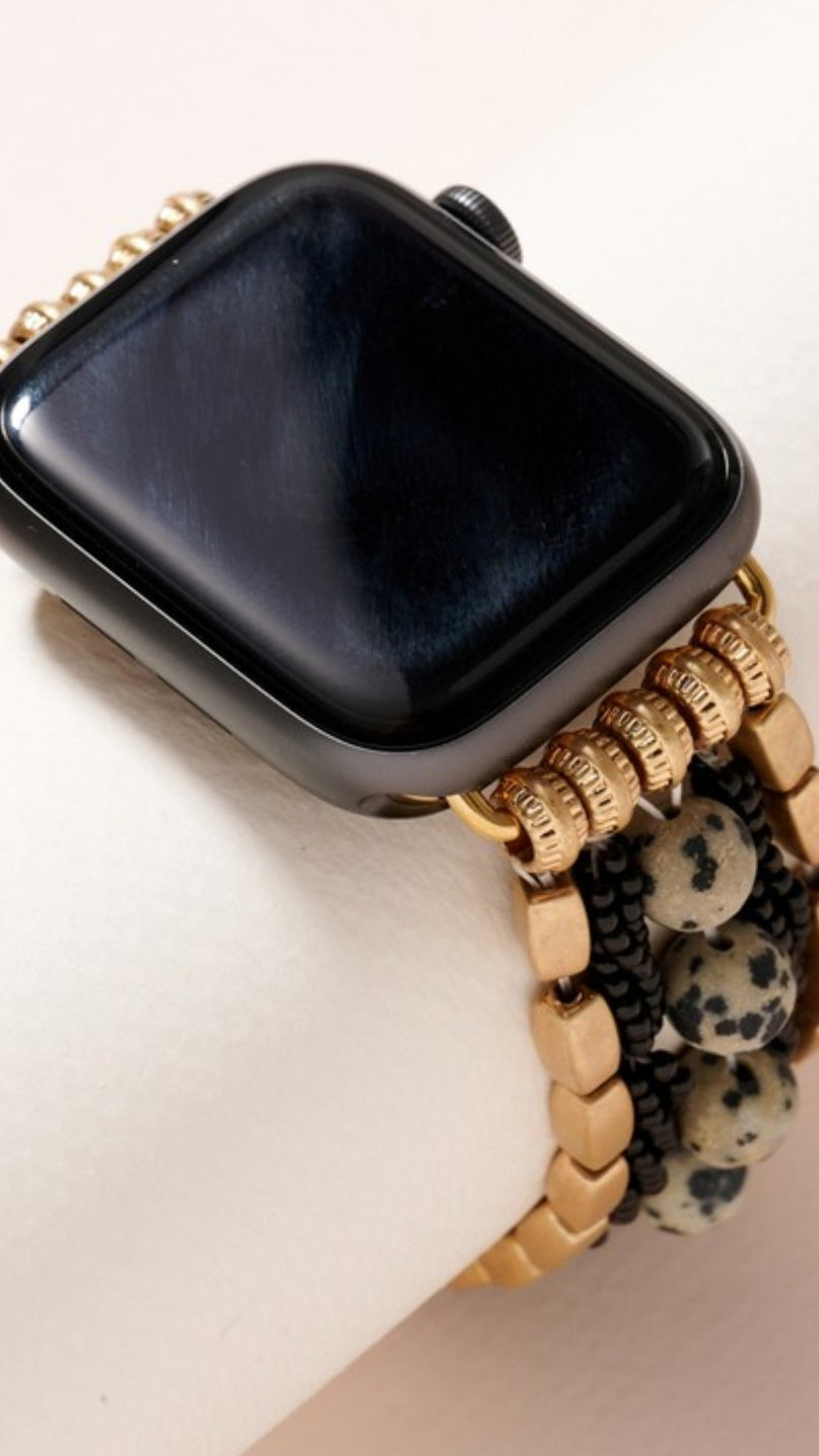 iWatch Bead Band - OWN YOUR ELEGANCE