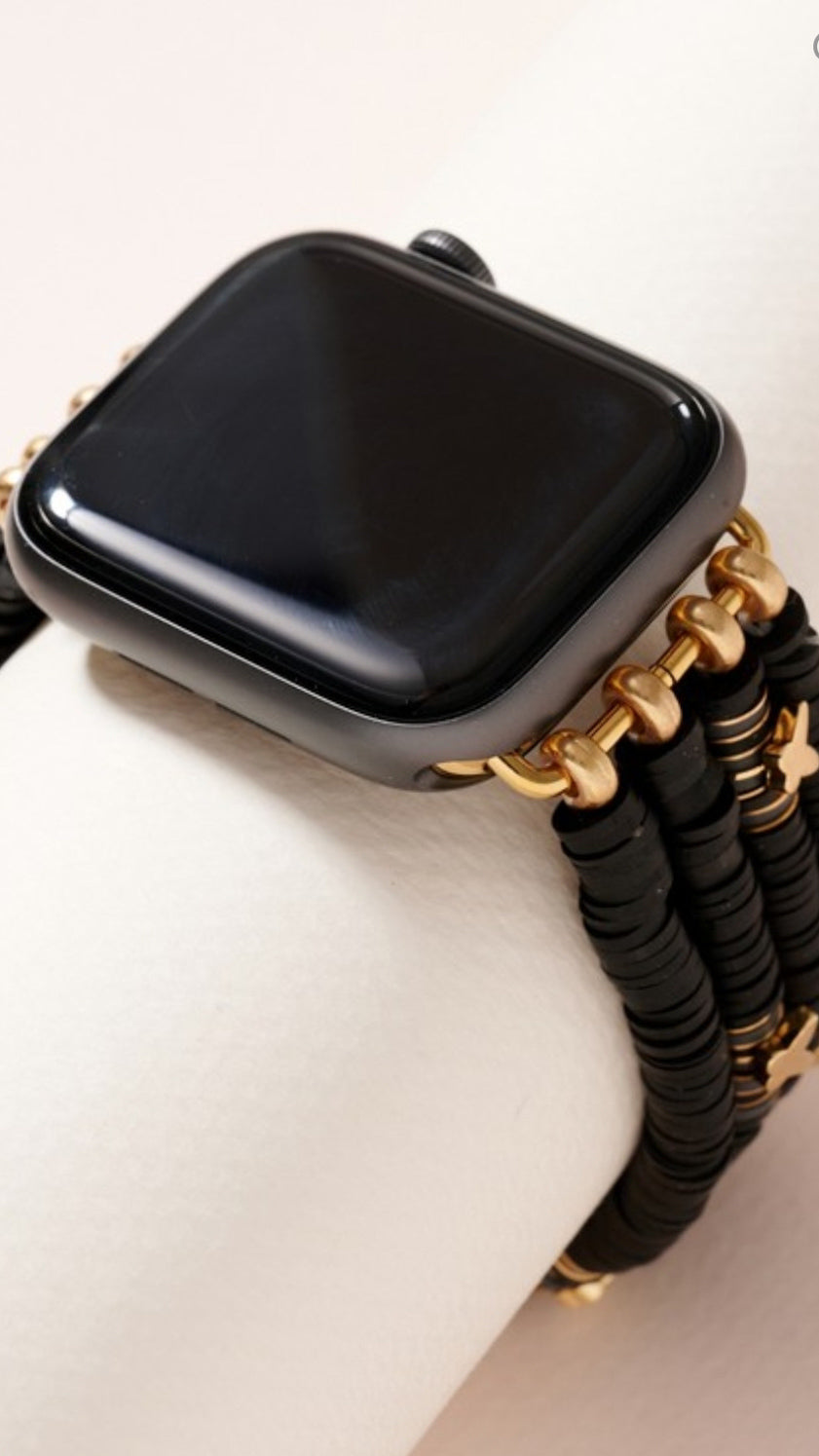 iWatch Butterfly Band - Black - OWN YOUR ELEGANCE