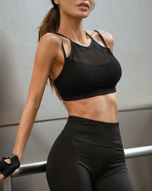 SuperSet Sports Bra - OWN YOUR ELEGANCE