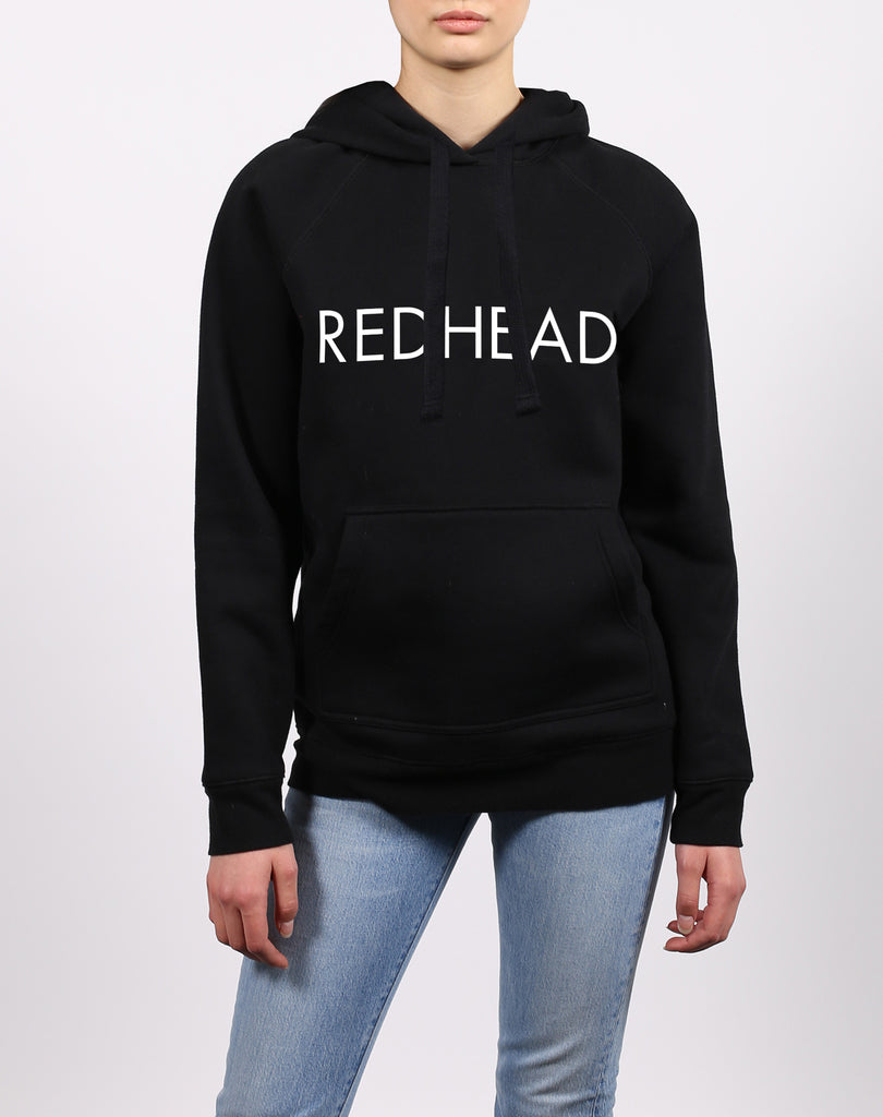 Brunette The Label - Redhead Classic Hoodie.